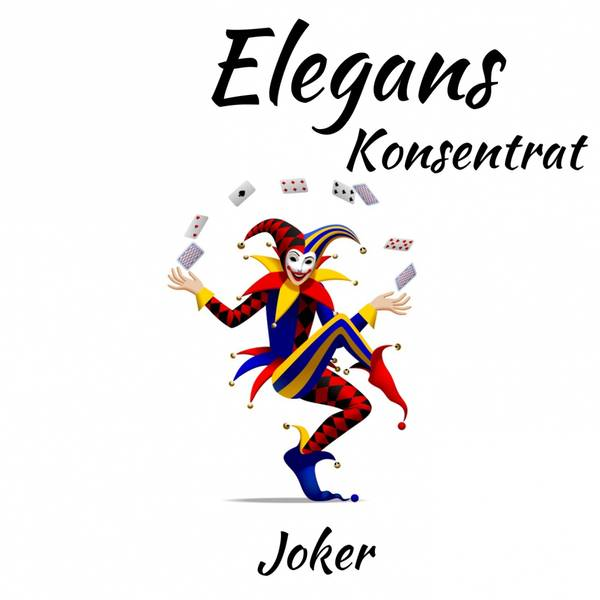 Bilde av Elegans - Joker Tobacco, Konsentrat 30 ml