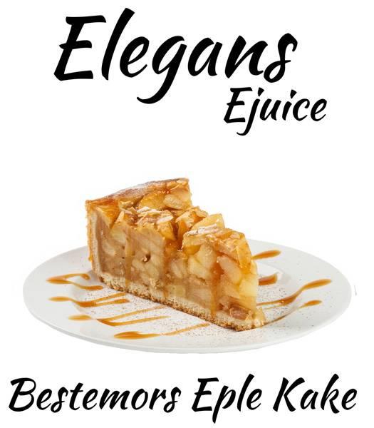 Bilde av Elegans - Bestemors Eplekake , Ejuice 50/60 ml