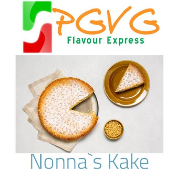 Bilde av PGVG Flavour Express - Nonna`s Kake , Aroma