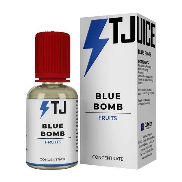 Bilde av T-Juice - Blue Bomb, Konsentrat 30 ml