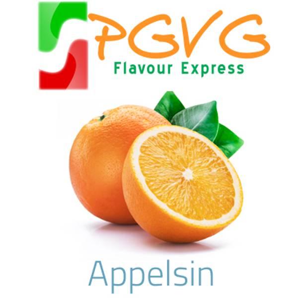 Bilde av PGVG Flavour Express - Appelsin, Aroma