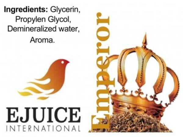 Bilde av Ejuice International - Emperor, Ejuice 40/60 ml