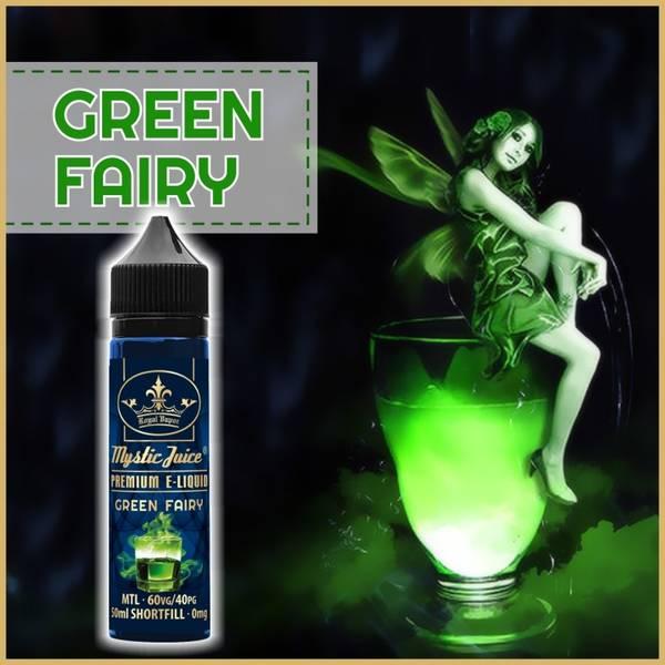 Bilde av Mystic Juice Green Fairy , Ejuice 50/60ml