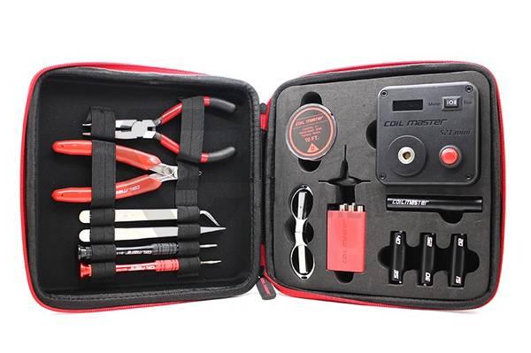 Bilde av Coil Master - DIY Kit V3, Verktøysett