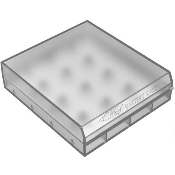 Bilde av Efest - Etui for 4 stk 18650 Batterier