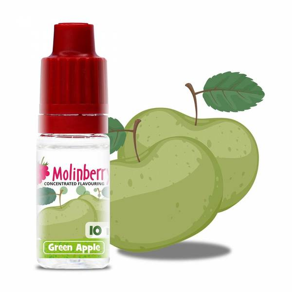 Bilde av Molinberry (MB) - Green Apple, Aroma