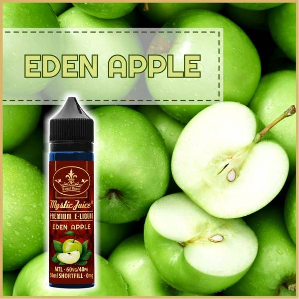 Bilde av Mystic Juice Eden Apple , Ejuice 50/60ml