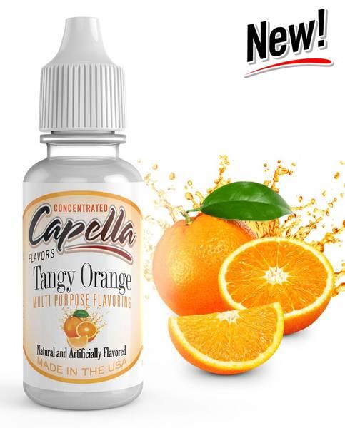 Bilde av Capella (CAP) - Tangy Orange , Aroma
