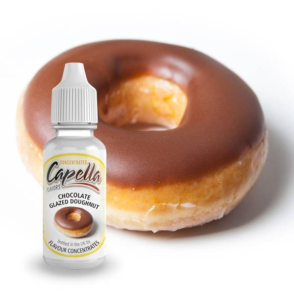 Bilde av Capella (CAP) - Chocolate Glazed Doughnut, Aroma