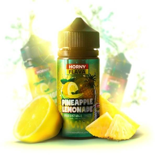 Bilde av Horny Flava Lemonade - Pineapple, Ejuice