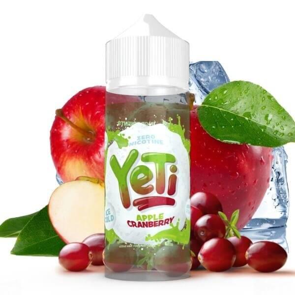 Bilde av Yeti - Ice Cold Apple Cranberry , Ejuice 100/120