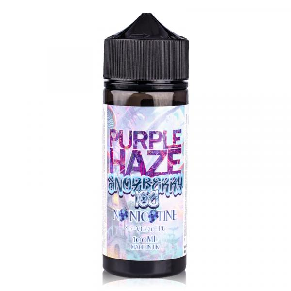 Bilde av Purple Haze Snozberry Ice, Ejuice 100/120ml